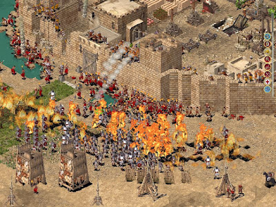 Download Game Stronghold Crusader Extreme Full Rip For PC