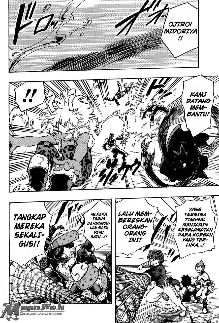 Boku no Hero Academia Chapter 113-6