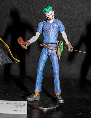DC Collectibles New 52 The Joker figure