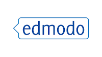 edmodo logo in a thinking bubble