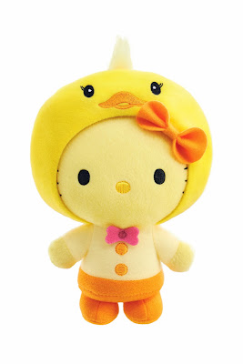 McDonald's Hello Kitty Fairy Tale Series 7th – 13th Nov:    The Ugly Duckling story by Hans Christian Andersen, Denmark