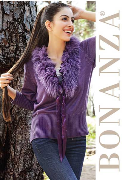 Bonanza latest Winter collection 2012-2013