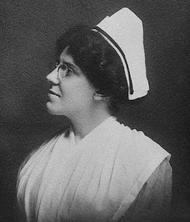 Florence Bullard: Local Nurse, World War One Hero