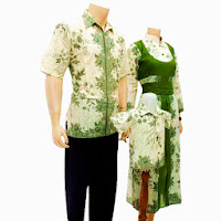 SK022 Sarimbit Batik Keluarga Pasangan Solo 2013