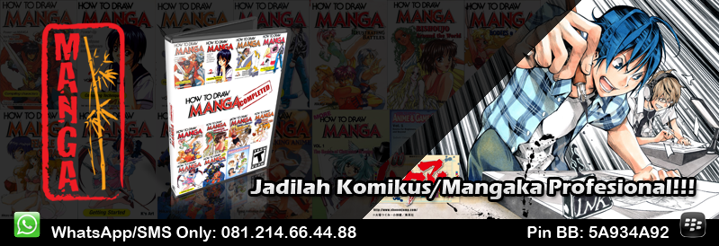 Jual How To Draw Manga Comic