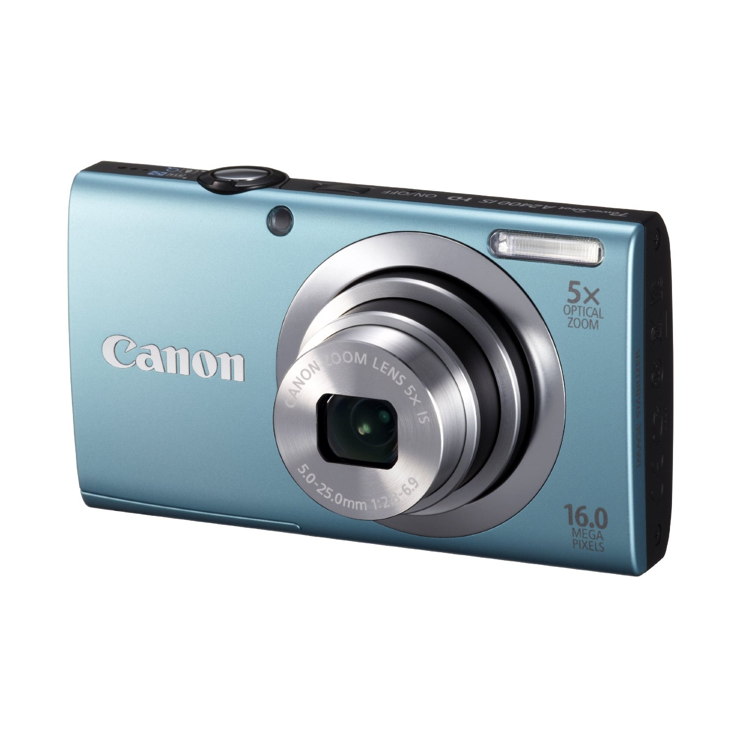 [Review] Canon PowerShot A2400 IS