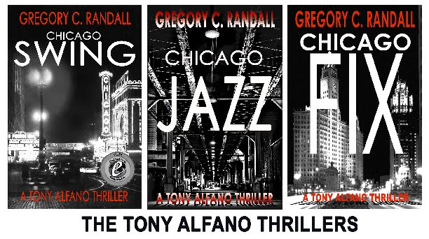 THE TONY ALFANO THRILLERS