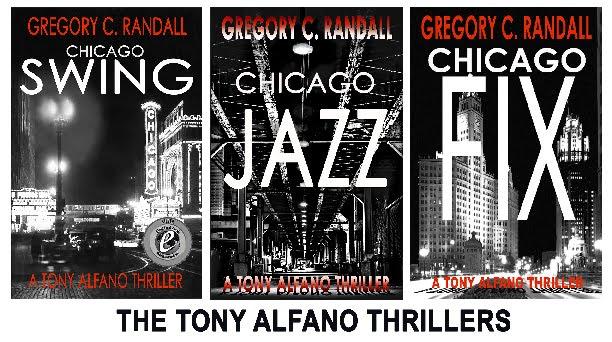 THE TONY ALFANO THRILLERS