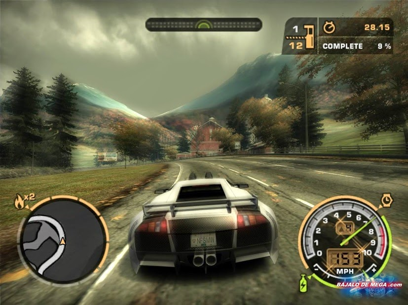 Need for Speed: Most Wanted Black Editio