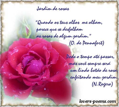 rosas no jardim poema : rosas no jardim poema ? Doitri.com