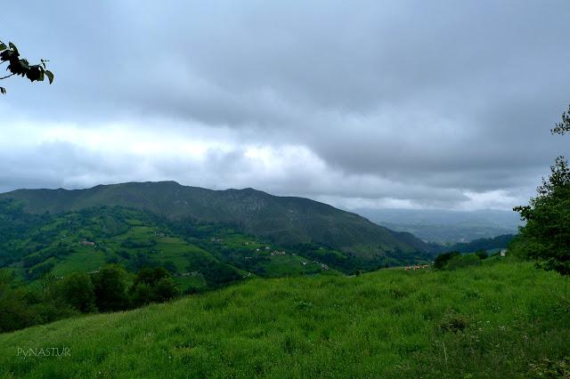 Sierra de Bodes - Parres - Asturias