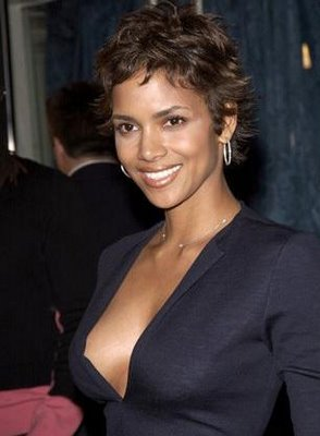 Halle Berry Tattoos
