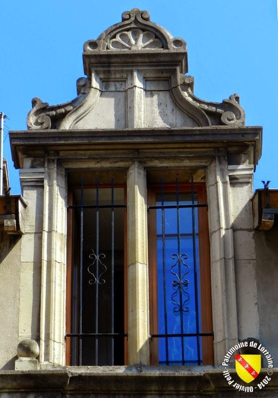 TOUL (54) - Maison Bossuet (1550)