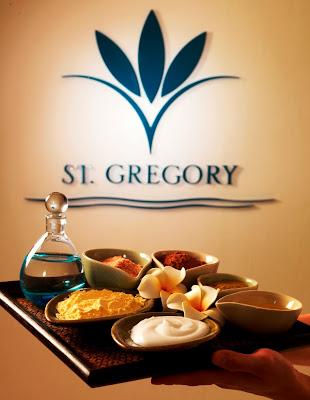 St. Gregory, Parkroyal Kuala Lumpur, massage, spa, ginger bath,