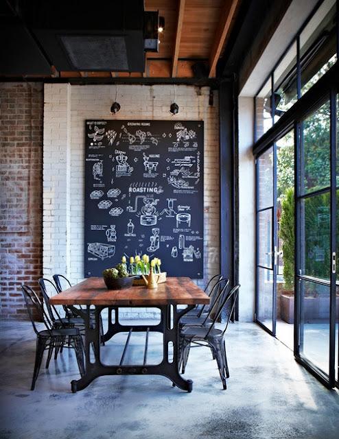 Styling Element : Chalkboard