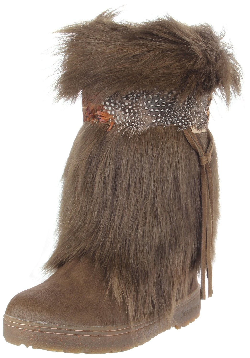 Prom Dresses 2018: Winter fur boots for women