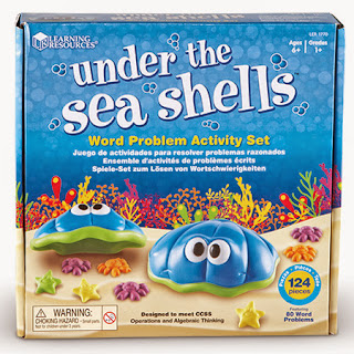 Enter the Under the Sea Shells Giveaway. Ends 7/11.