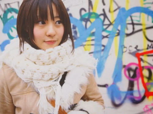 Japan girl picture