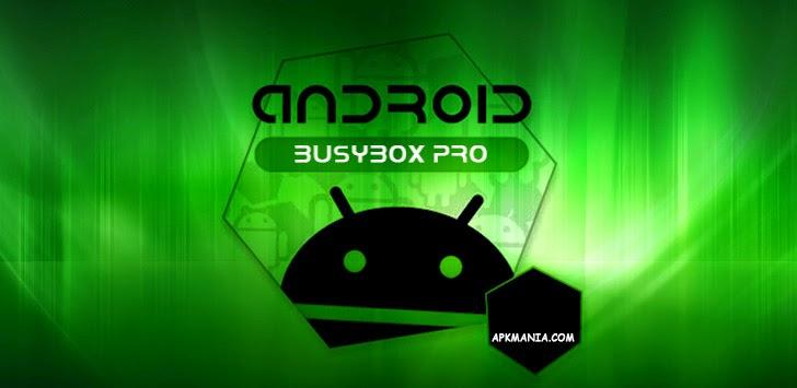 BusyBox Pro 15 Apk