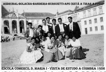 ESCOLA COMERCIAL D.MARIA I - ALUNOS E ALUNAS