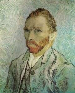 Auto-retrato - 1889