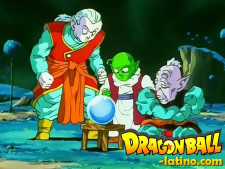 Dragon Ball Z capitulo 284