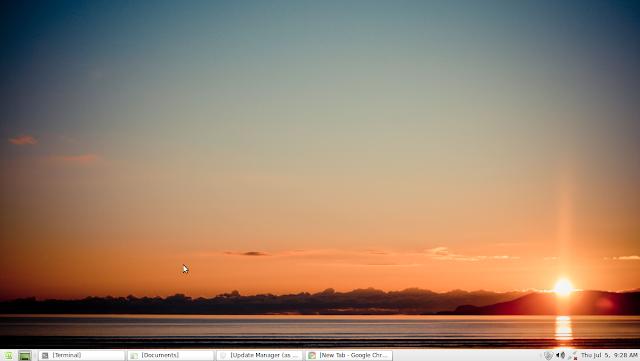 Linux Mint 13 Maya