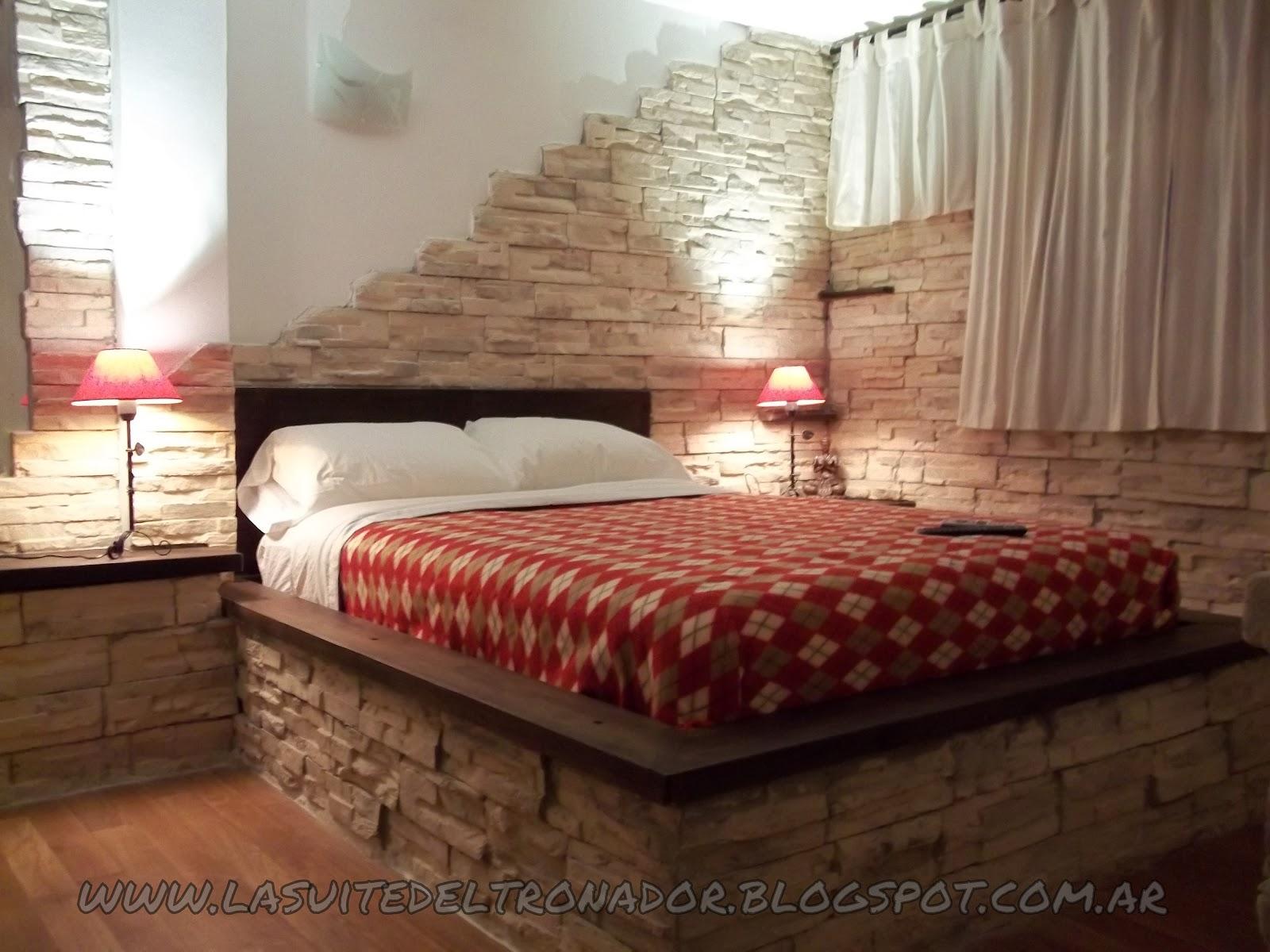 La suite del tronador fotos - Paredes piedra natural ...