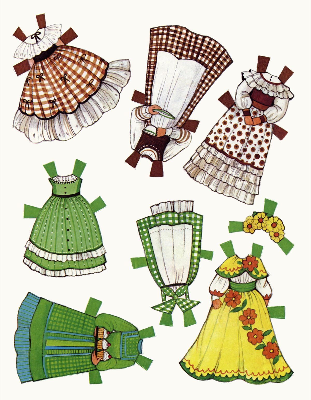 It's just a graphic of Agile Downloadable Paper Dolls