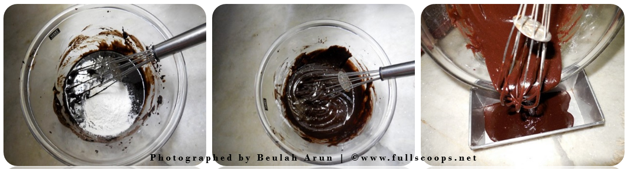 how to make chocolate brownies in microwave oven