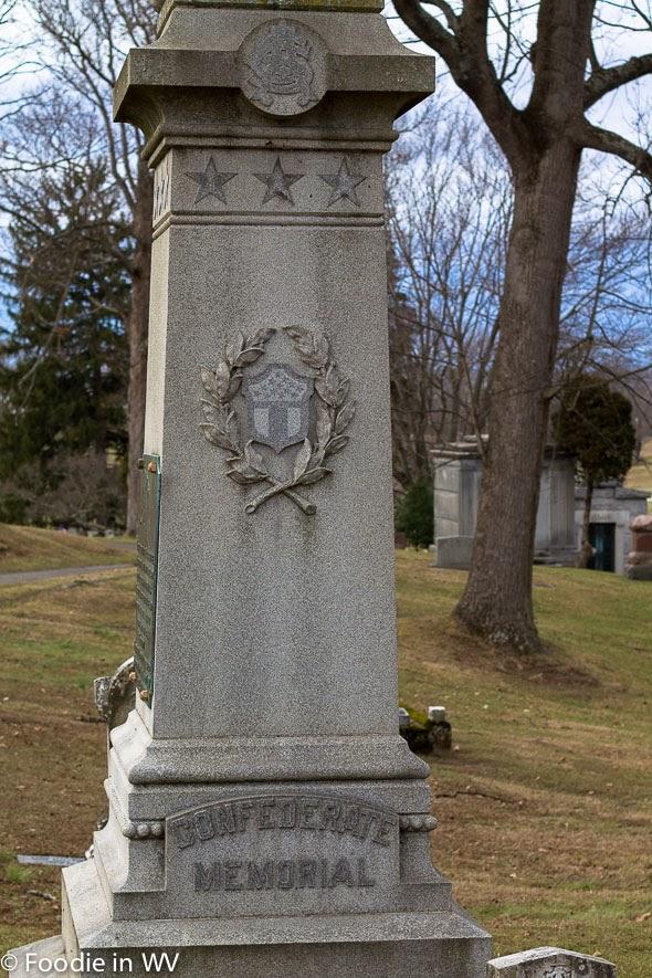Spring Hill Cemetery Huntington, WV