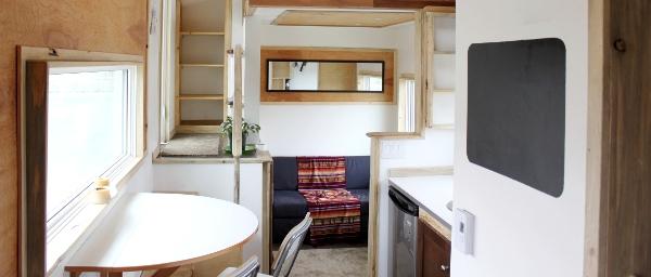 Leaf House Via Tinyhousingca