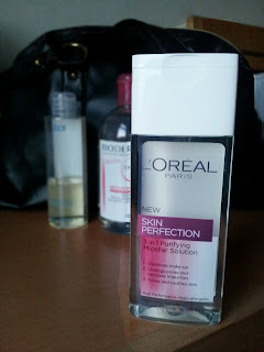 L'oreal 3 in 1 purifying micellar water