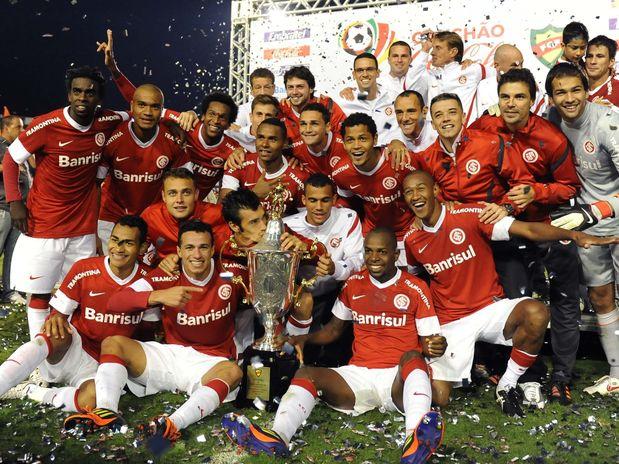 Internacional 2 x 1 Grêmio - Colorado campeão