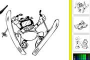 Garfield Boya Oyunu