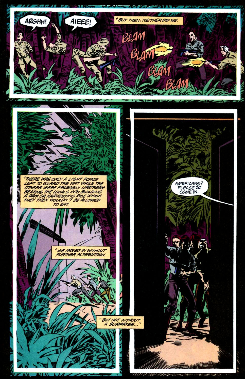 Deathstroke (1991) Issue #15 #20 - English 12