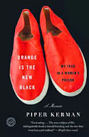 Book cover: Orange is the New Black by Piper Kerman