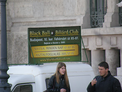 Black Ball - Billiárd és Póker Club (Műegyetem)