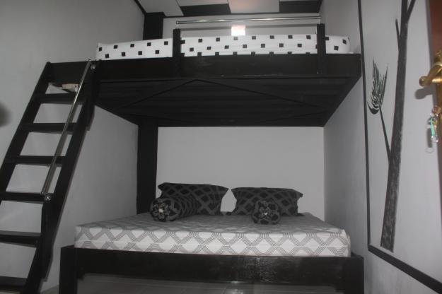 Harga Rp 120000 Perhari Fasilitas Kamar Mandi Dalam Toilet Ac Ranjang Spring Bed Dan Tv Untuk Berdua Tetap Sama
