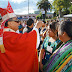 Monseñor Vian Morales preside confirmación masiva de feligreses