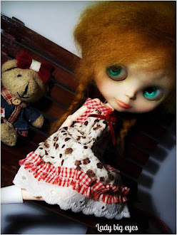 Blythe custom