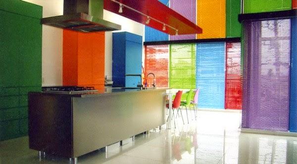 cuisine colorée
