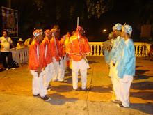 Grupo de Dança do Congo - Quilombo Mata Cavalo (Dia da Consciência Negra 2010)
