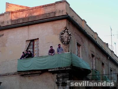 Balcón en esquina del Palacio del Pumarejo