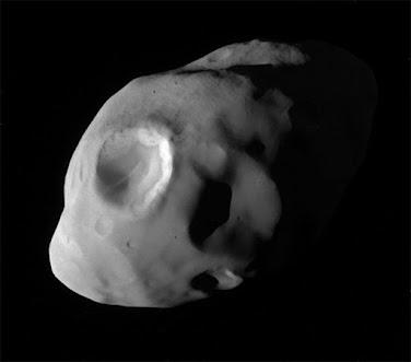 La NASA publica una de las fotos más detalladas de Pandora