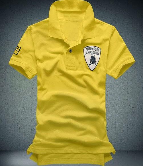 áo thun lampoghini