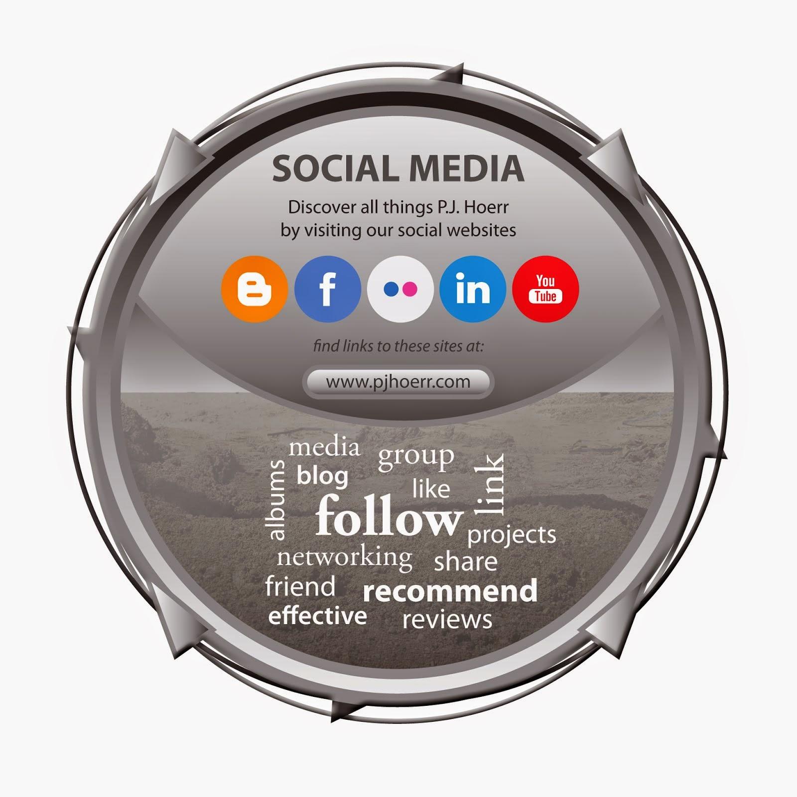 P.J. Hoerr Social Media