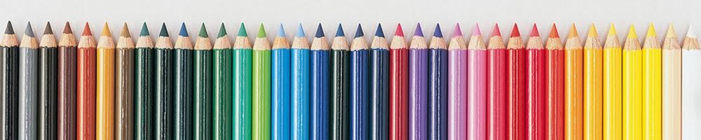 【 彩繪色鉛筆 】