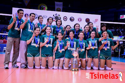 Uaap season 76: greatness never ends, The official online portal of