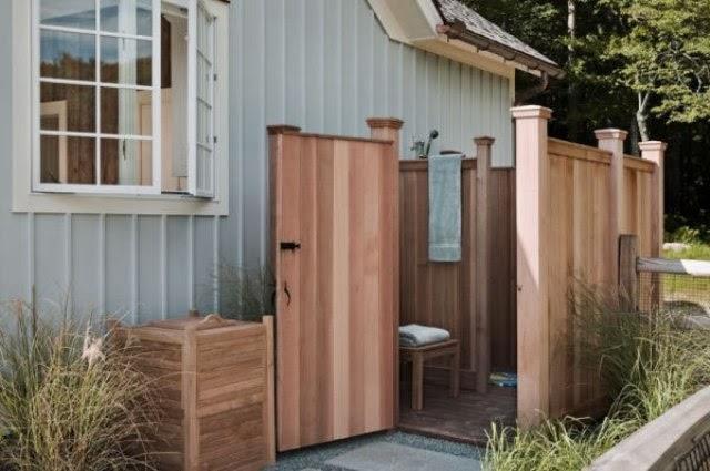 in Bathroom design: Design Ideas Outdoor Shower in 2015